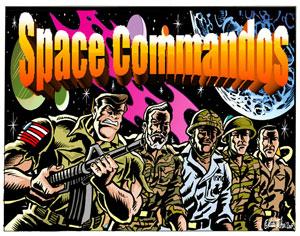 Space Commandos